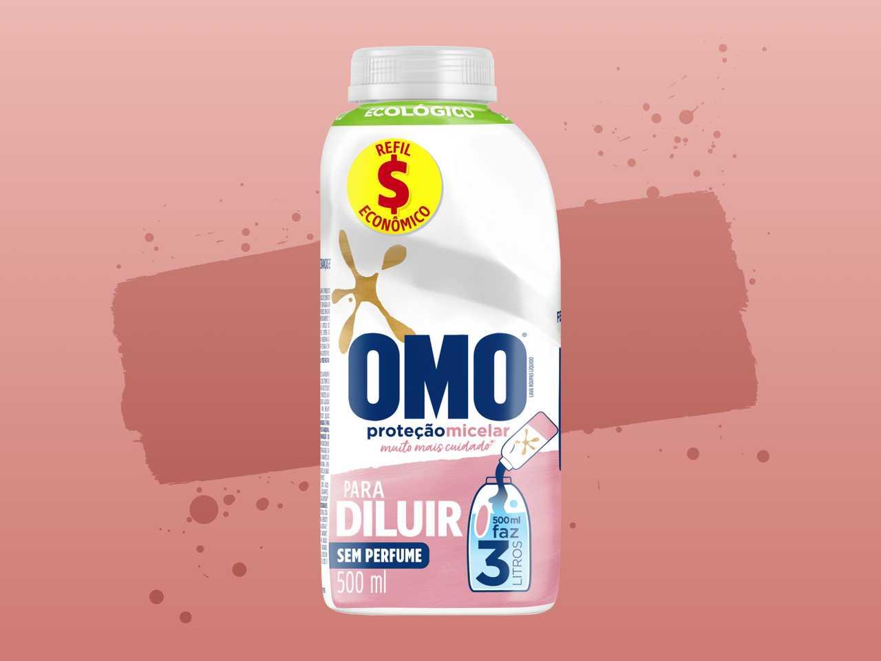 OMO Proteção Micelar para Diluir banner de produto
