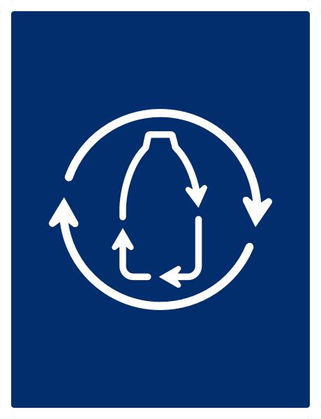 Parceria com Molécoola e Pão de Açúcar para reciclar nossos produtos com postos de coleta.