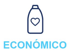 HASTA 20% MÁS ECONOMICO QUE EL DOYPACK DE 3L
