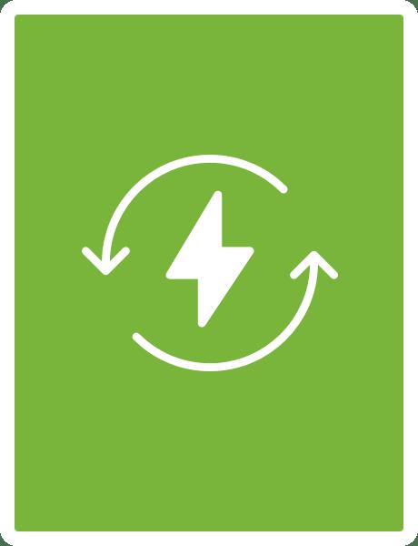 Fábricas com 100% de energia renovável